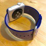 Apple Watch ウーブンナイロンバンドの第一印象はかなりいい