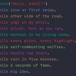 6月13日(日本時間14日未明)からのWWDCがかなり楽しみになってきた