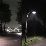 iPhone 7 Plusのカメラは夜も凄い