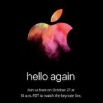 いよいよ、今週はApple関連でかなり忙しい一週間に