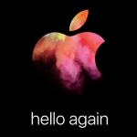 Appleがイベント開催を正式発表 「hello again」は日本時間28日午前2時から
