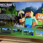 MinecraftがApple TVに対応、でも遊ぶにはハードルが高い