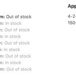 25日、26日Apple StoreにAirPods入荷 しかし在庫は数分で蒸発