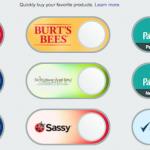 アメリカではamazon dashボタンが進化、好きな商品のバーチャルボタン設定可能