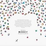 Apple 2017年のWWDC開催を告知 期間は6月5日〜9日 チケットは18万円