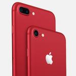 次期iPhoneは発売時から(PRODUCT) REDモデルを出して欲しい!
