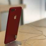iPhone 7 (PRODUCT) REDモデルを見てきた