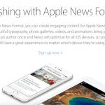 Apple NewsアプリのPublisher登録は簡単?
