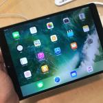 Apple StoreでiPad Proを体験 120Hzと60Hzの違いは結構わかる