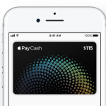 iOS 11.2ベータ版にApple Pay Cash登場(ただし米国のみ)