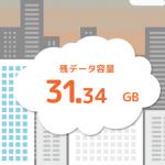 今月から「スーパーデジラ 30GB」プランに変更