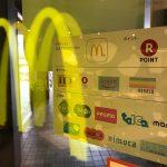 さっそくマクドナルドでApple Pay(Suica)を使う Wi-Fiも電源もあって便利な場所に