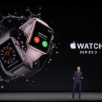 Apple Watch Series 3「LTE通信速度」は下り最大10Mbps
