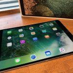 iPad Pro 10.5インチを購入 iPhone Xと合わせるためスペースグレイに