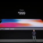 iPhone Xの価格は高すぎ?当初の見込みより需要は弱い模様