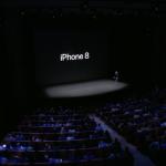 iPhone 8/8 Plusは9月15日、iPhone Xは10月27日から予約開始