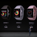 Apple Watch Series 3の構成比 発売から着実に拡大中