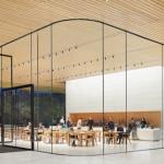 これは行きたい、Apple Parkビジターセンターが正式オープン
