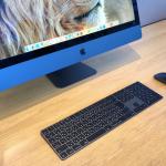 Apple 表参道でiMac Proを触る