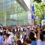 Apple 新宿オープン一番乗りを目指すのもいいが… Today at Appleが狙い目