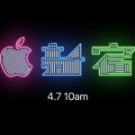 いよいよ4月 今月の期待はもちろん「Apple 新宿」