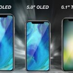 今秋発表のiPhone X PlusはiPhone 8 Plusとほぼ同サイズ?