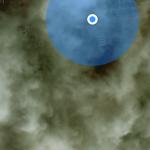 自宅周辺で地図の航空写真が雲に覆われている問題をAppleに報告